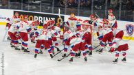 Prosegue la fase di preparazione delle Nazionali impegnate nell'Euro Hockey Challenge; al termine della seconda settimana del torneo in testa alla classifica generale rimangono, a punteggio pieno, Russia Olimpica, Svezia […]