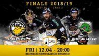 Neanche il tempo di respirare che già stasera Val Pusteria e Olimpia Lubiana scenderanno sul ghiaccio del Lungorienza per Gara 2 di finale playoff di AHL. Dopo lo streaming di […]