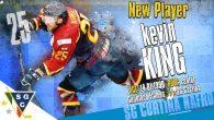 Il Cortina apre il mercato in entrata ingaggiando il canadese Kevin King che andrà ad occupare il primo tassello nell'attacco ampezzano. Canadese nativo di Calgary, la carriera giovanile si sviluppa […]