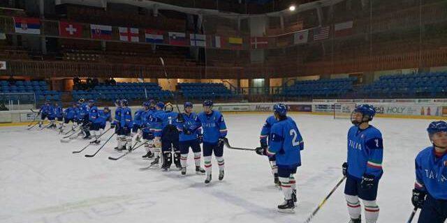 Mondiali Under 20 a Kiev: giovedì esordio contro la Polonia Mancano 24 ore all'esordio della Nazionale Under 20 che sarà a Kiev per i Mondiali IIHF U20 di Divisione I […]