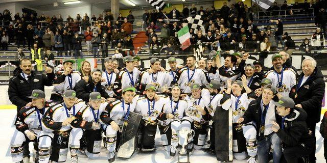 (Merano) – Il Merano mette in bacheca la prima Coppa Italia della sua storia; le Aquile bianconere superano i Varese con il risultato di misura di 6-5; una vittoria costruita […]