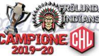 Sono bastati 3' nel finale del primo tempo al Frölunda Indians per confermarsi sul tetto d'Europa; gli svedesi mettono in bacheca la quarta Champions Hockey League su sei edizioni. Un […]