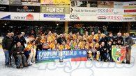 Le maglie originali dei Campioni d'Italia dell'Asiago Hockey sono all'asta, chi vuole portarsi a casa un pezzo di Storia? Da oggi potrete provare ad acquistare la versione gialla delle maglie […]