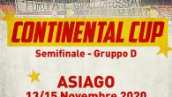 Dopo l'anticipazione dello scorso 17 giugno data dell'Asiago circa a composizione dei Gruppi di Continental Cup 2021, arriva l'ufficialità della IIHF al termine dell'incontro tenutosi in mattinata in videoconferenza tra […]