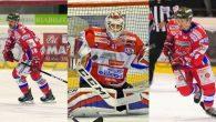 I primi tre rinnovi contrattuali di giocatori del posto sono ufficiali: il capitano Joel Brugnoli, Leo Kostner e Andreas Vinatzer indosseranno la maglia dell'HCG anche la prossima stagione. Brugnoli, Kostner […]