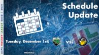 In relazione alle misure preventive per il Covid -19, la gara tra HK SZ Olimpija Ljubljana contro l'HC Val Pusteria Lupi sarà giocata il prossimo 1° dicembre. Il match, originariamente, […]