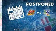 L'atteso derby veneto tra la Migross Supermercati Asiago Hockey 1935 contro la SG Cortina Hafro, previsto inizialmente per martedì 8 dicembre, è stato posticipato per le cattive condizioni metereologiche. La […]