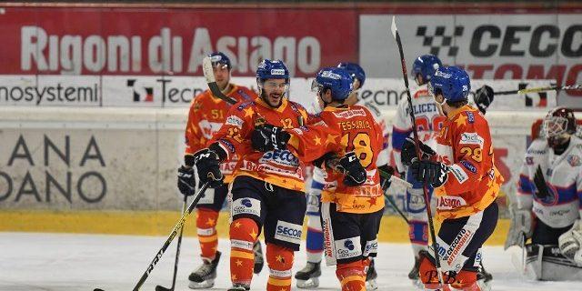 Vincono Asiago, Lubiana e Klagenfurt in questo martedì di Alps Hockey League. I punti conquistati migliorano la classifica dei Campioni d'Italia e dei Campioni AHL 2019 e mettono ancor più […]