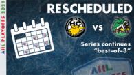 A causa di misure mediche precauzionali riguardanti il COVID-19, la partita tra HC Pustertal Wölfe ed EHC Lustenau, prevista per domenica 28 marzo 2021, è stata riprogrammata. Il match si […]