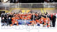 Le maglie originali utilizzate dai giocatori della Migross Asiago in questa regular season di Alps Hockey League e nella conquista del settimo Tricolore sono all'asta! Da oggi potrete provare ad […]