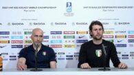 """Mancano poche ore al debutto della Nazionale italiana ai Mondiali di Top Division lettoni. Giorgio de Bettin, head coach """"supplente"""" di Greg Ireland, bloccato dal Covid-19, e Daniel Frank hanno […]"""