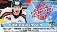 Il Cortina inizia a costruire il roster che affronterà il nuovo torneo di Alps Hockey League con l'acquisto dell'attaccante Mikael Johansson. Il ventiseienne, cresciuto nelle giovanili del Växjö Lakers, ha […]