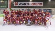 Gli svizzeri dell'ECH Biel/Bienne festeggiano la prima partecipazione alla Dolomiten Cup conquistando l'edizione numero 15 del torneo internazionale disputato sul ghiaccio di Egna. Gli Augsburger Panther cedono il trono, sconfitti […]