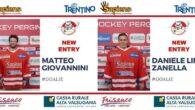 Matteo Giovannini, classe 2001, dopo le giovanili fra Trento, Pergine e Appiano torna in biancorosso nella passata stagione dividendo l'impegno fra under 19 esenior. Nella prossima stagione sarà parte della […]