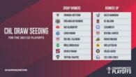 Le sconfitte casalinghe di Lugano e Zugo consegnano il pass per gli ottavi di finale allo Skellefteå AIK e al Monaco; le svizzere escono, così, malconce dalla triplice sfida con […]